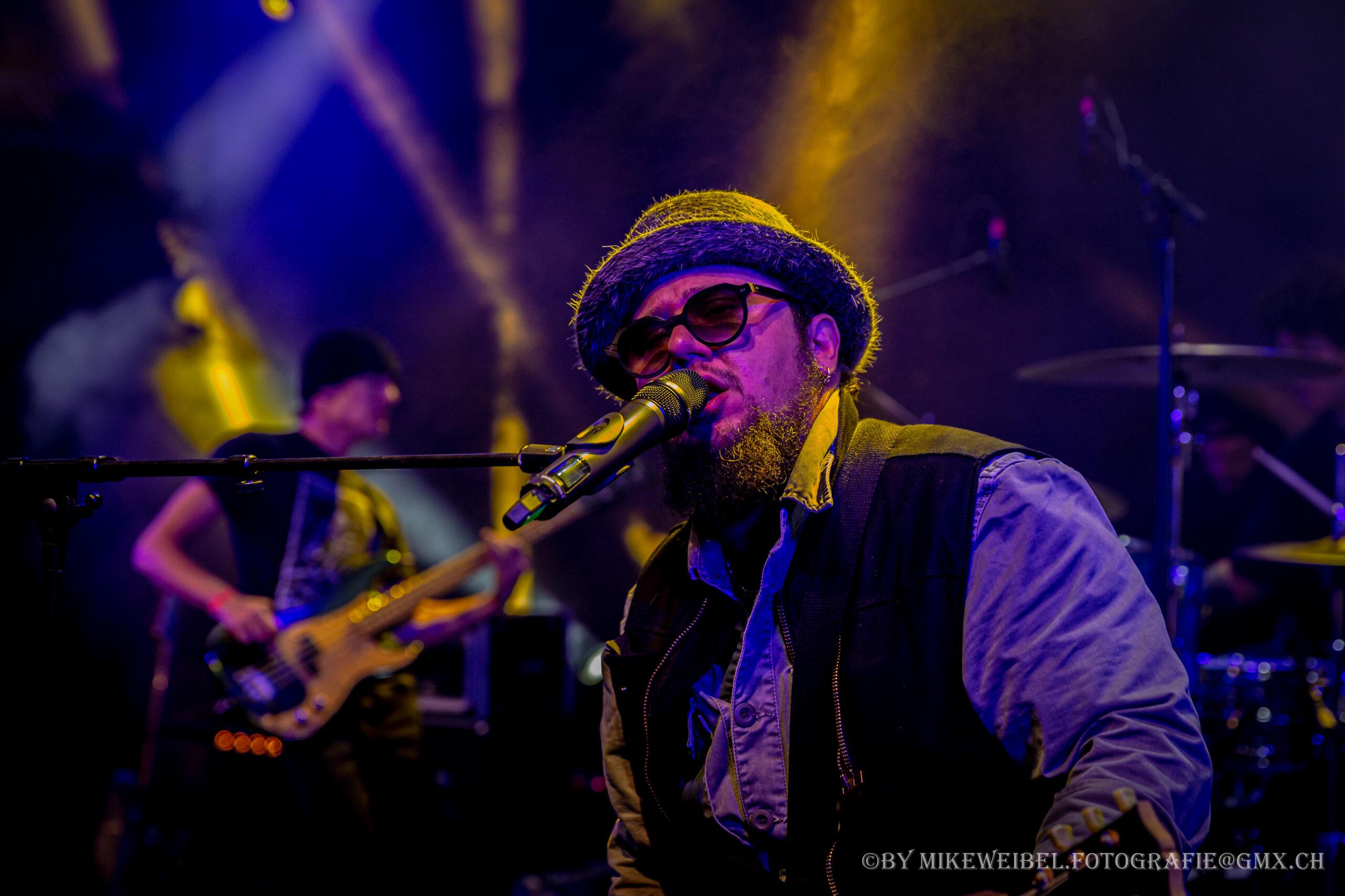 Marc Amacher & Band-8