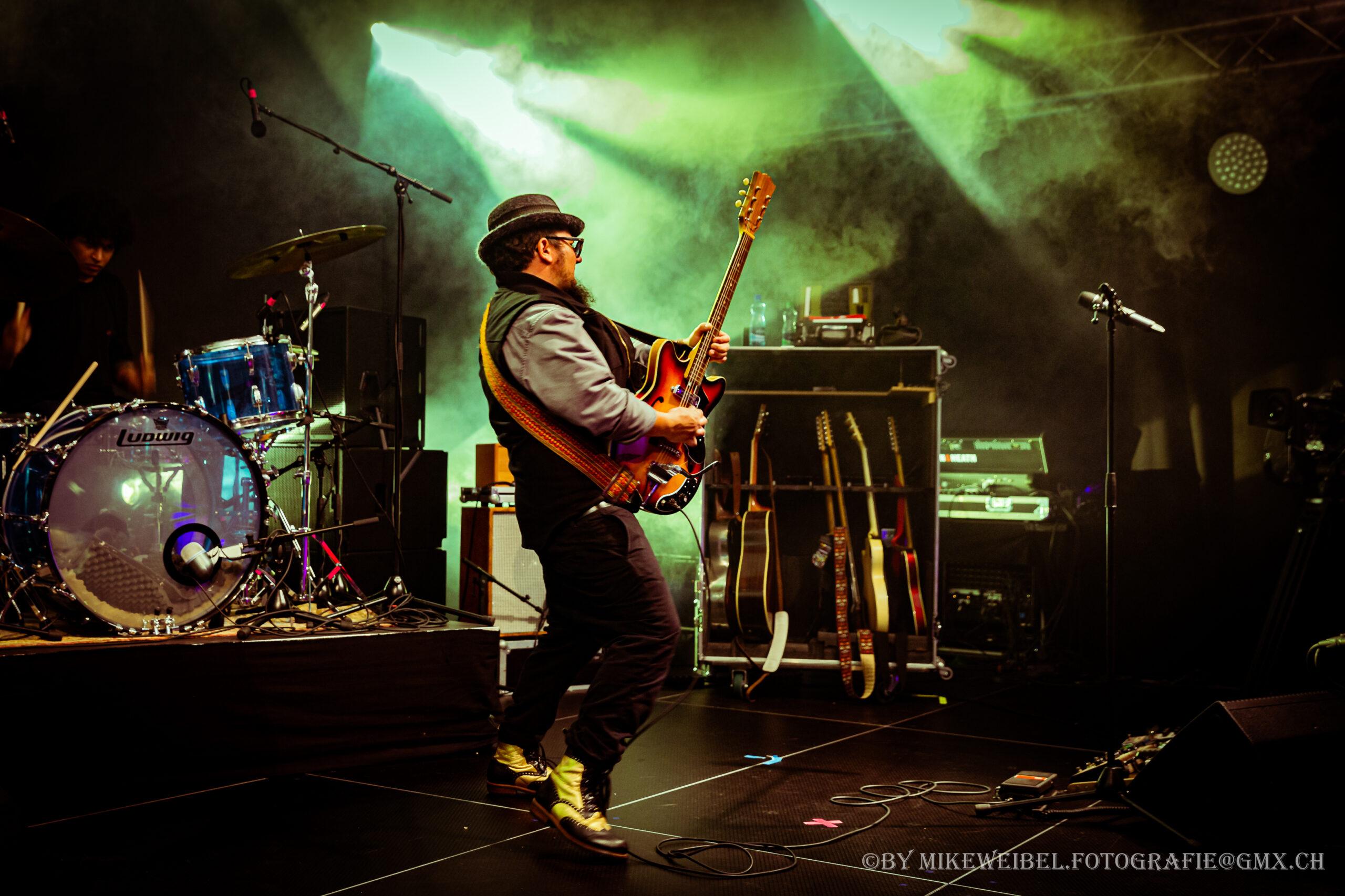 Marc Amacher & Band-80